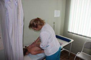 ВГЛ - массаж