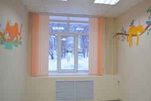 Детское отделение - коридор