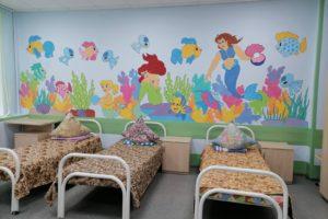 Детское отделение - палата