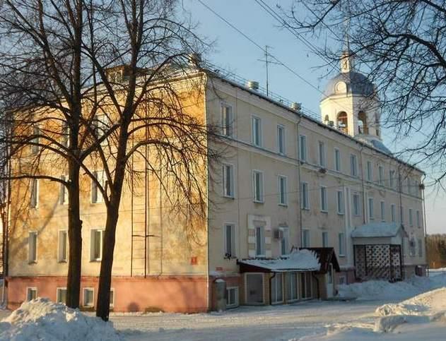 Здание Нижнеивкинского ЦМР