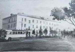 Историческое фото здания